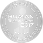 Cares.Watch wurde nominiert f�r den Telematik-Award 2017