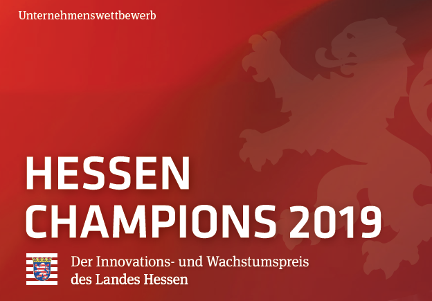 Cares.Watch wurde nominiert f�r den Innovationspreis des Landes Hessen 2019