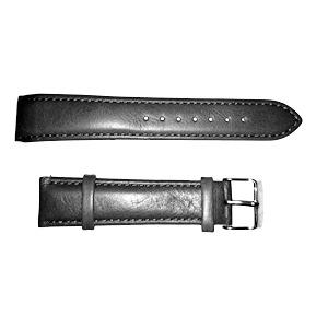 Armband Leder schwarz für Cares.Watch Classic