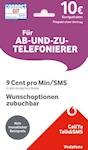 Vodafone Prepaid Starterpaket Datenflatrate inkl. 10EUR Startguthaben - Aktiviert